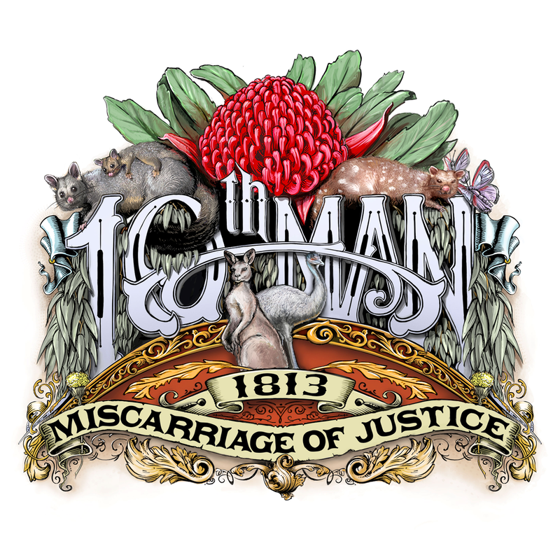 Album Cover Miscarriage of Justice